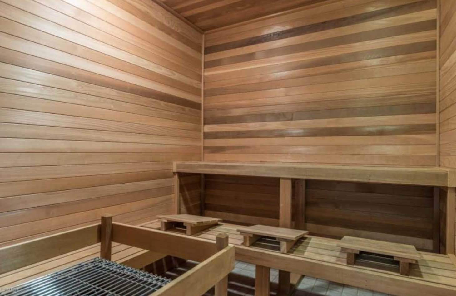 hot sauna available to all clients receiving addiction treatment at the hope house vereda solana mansion
