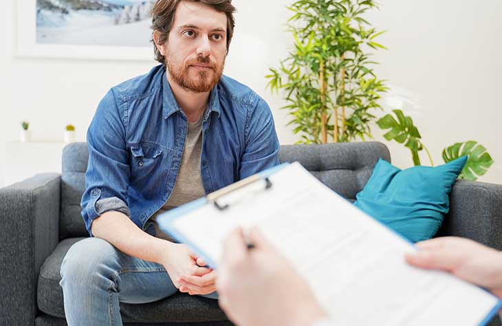 Assessment Setting Highlighting The Mental Health Analysis Patients Undergo While In A Dual Diagnosis Program