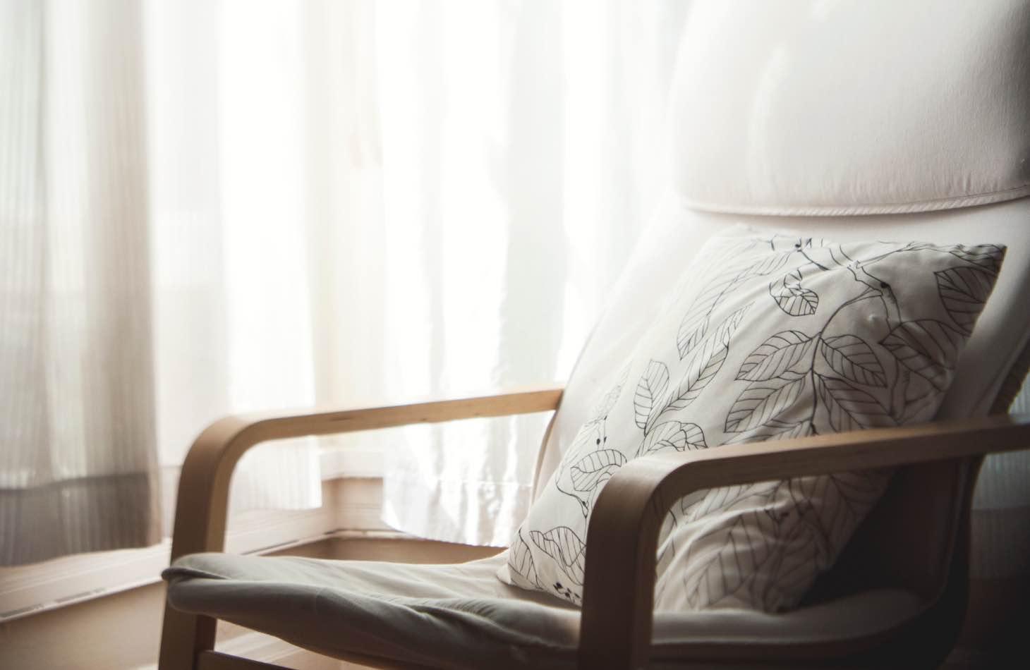 Serene Chair Showing Opioid Rehab Near Me